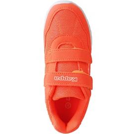Kappa Cracker Ii Jr 260647K 2910 shoes orange 1
