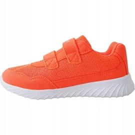 Kappa Cracker Ii Jr 260647K 2910 shoes orange 2