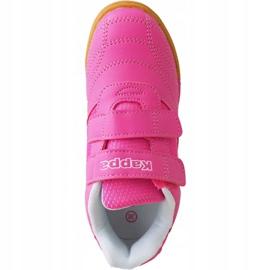 Kappa Kickoff Oc Jr260695K 2210 shoes pink 1