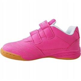 Kappa Kickoff Oc Jr260695K 2210 shoes pink 2