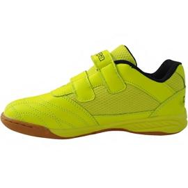 Kappa Kickoff Oc Jr 260695K 4011 shoes multicolored yellow 2