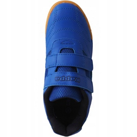 Kappa Kickoff Oc Jr 260695K 6011 shoes blue 1