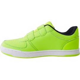 Kappa Trooper Light Ice Kids 260575K 3011 shoes green 2