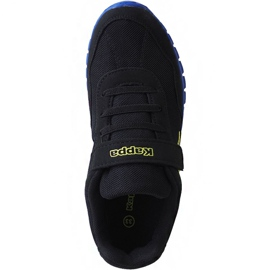 Kappa Follow Bc Kids 260634K 1160 shoes black 1