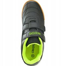 Kappa Kickoff Jr 260509T 1140 shoes black 1