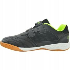 Kappa Kickoff Jr 260509T 1140 shoes black 2