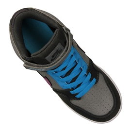 Nike Sb Mogan Mid 2 Gs Jr 645025-054 shoes multicolored 5