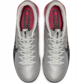 Nike Mercurial Vapor 13 Academy Neymar Ic M AT7994-006 indoor shoes grey grey 1