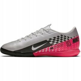 Nike Mercurial Vapor 13 Academy Neymar Ic M AT7994-006 indoor shoes grey grey 2