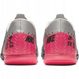 Nike Mercurial Vapor 13 Academy Neymar Ic M AT7994-006 indoor shoes grey grey 4