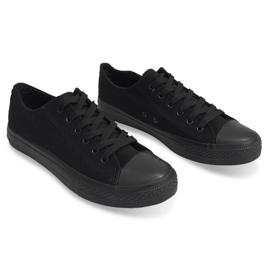 Sneakers Conwersy 15086 BLACK / BLACK 2