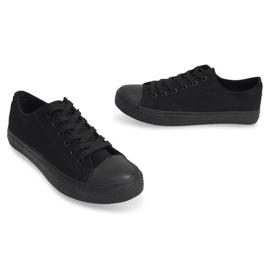 Sneakers Conwersy 15086 BLACK / BLACK 3