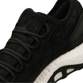 Adidas PureBoost M CP9326 shoes black 4