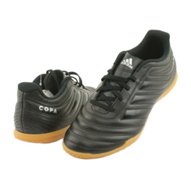 Indoor shoes adidas Copa 19.4 In M F35485 black 4