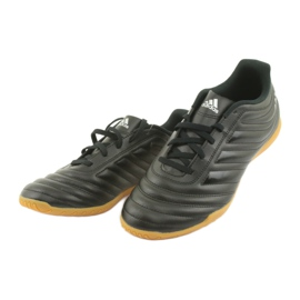 Indoor shoes adidas Copa 19.4 In M F35485 black 3