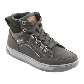 Lee Cooper high sport shoes 19-29-081 gray grey 1