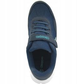 Kappa Follow K Jr 260604K 6737 shoes navy 2