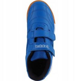 Kappa Kickoff Jr 260509K 6011 shoes blue 1