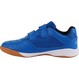 Kappa Kickoff Jr 260509K 6011 shoes blue 2