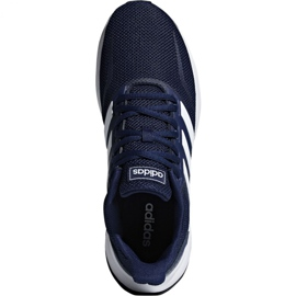 Adidas Runfalcon M F36201 shoes navy 2