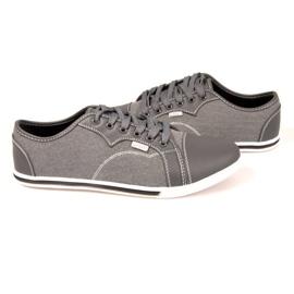 Material Sneakers 011M Gray grey 1