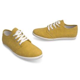 3307 Yellow Men's Sneakers 4