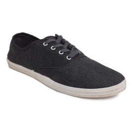 Material Sneakers ZS-001 grey 2