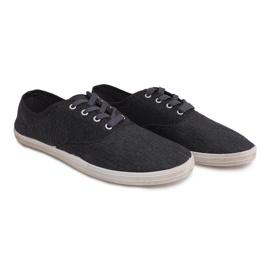 Material Sneakers ZS-001 grey 1