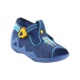Befado children's shoes 217P103 blue 2