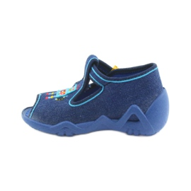 Befado children's shoes 217P103 blue 3