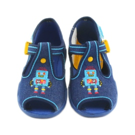 Befado children's shoes 217P103 blue 4