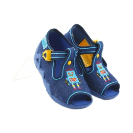 Befado children's shoes 217P103 blue 5