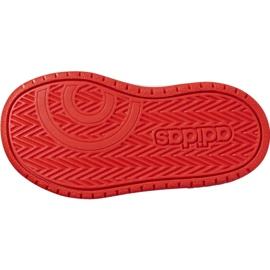 Adidas Hoops Mid 2.0 I Jr B75945 shoes black 6