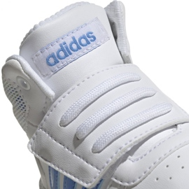 Adidas Hoops Mid 2.0 I Jr EE8550 shoes white 4
