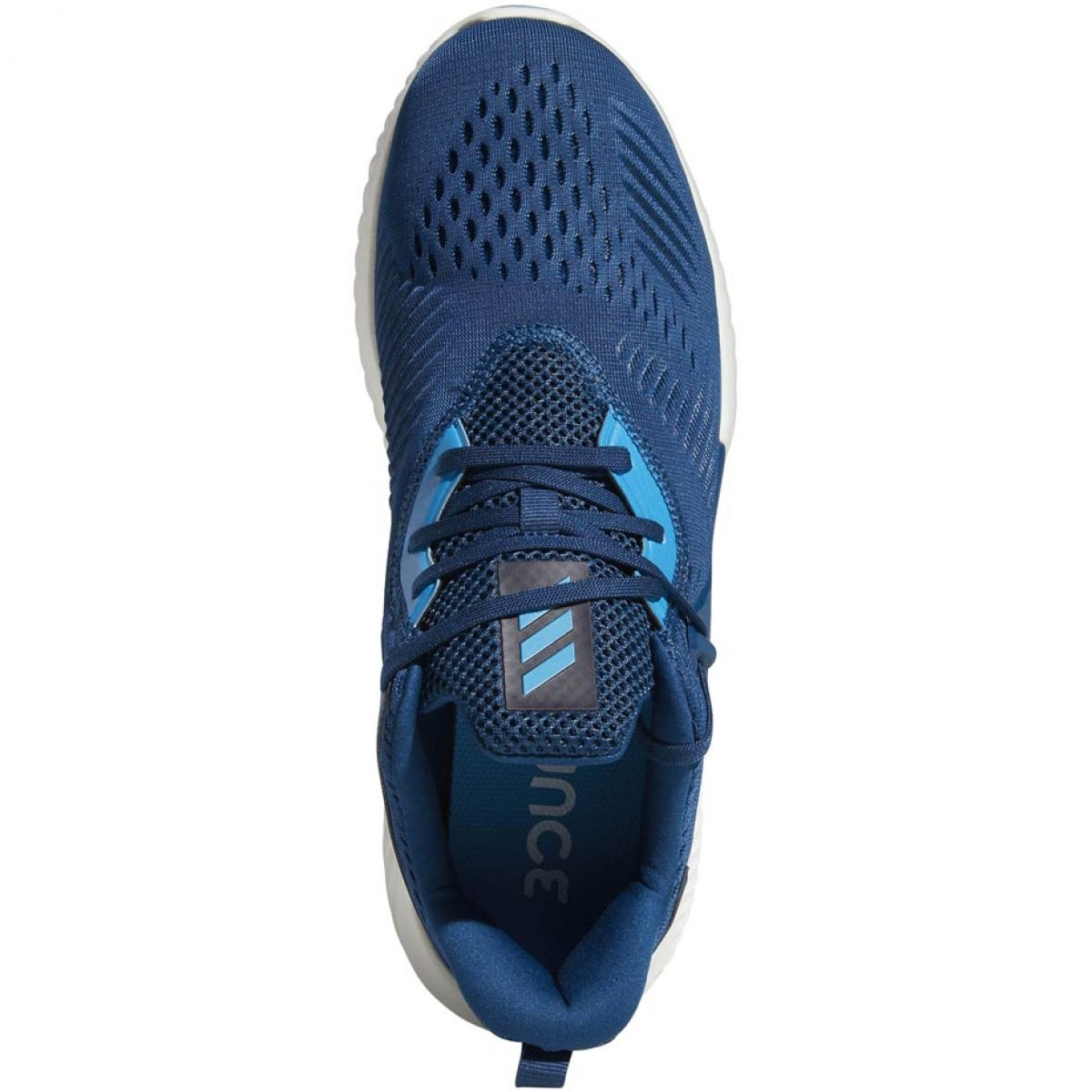 Soldes > adidas alphabounce rc 2 blue > en stock