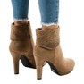 Khaki suede boots on the SQ15 post picture 3