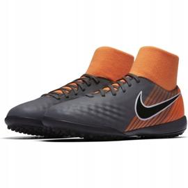 Football shoes Nike Magista Obrax 2 Academ grey multicolored 2