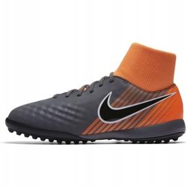 Football shoes Nike Magista Obrax 2 Academ grey multicolored 3