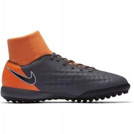 Football shoes Nike Magista Obrax 2 Academ grey multicolored 6