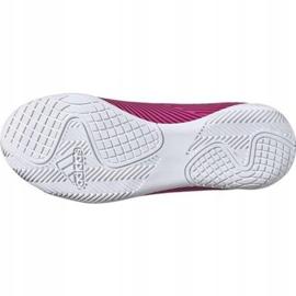 Indoor shoes adidas Nemeziz 19.4 In Jr F99939 pink pink 1