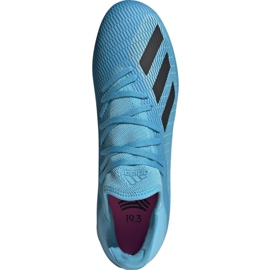 Adidas X 19.3 In M F35371 indoor shoes blue blue 2