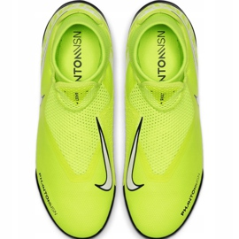 Nike Phantom Vsn Academy Df Tf M AO3269-717 football shoes yellow yellow 1