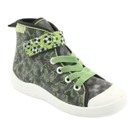Befado children's shoes 268X070 grey green 2