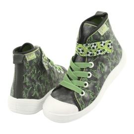 Befado children's shoes 268X070 grey green 4