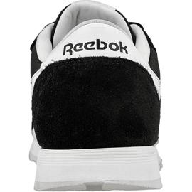 Reebok Classic Nylon Jr J21506 shoes black 2