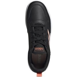 Adidas Tensaur Jr EF1083 shoes black 1