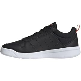 Adidas Tensaur Jr EF1083 shoes black 2