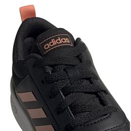 Adidas Tensaur Jr EF1083 shoes black 3