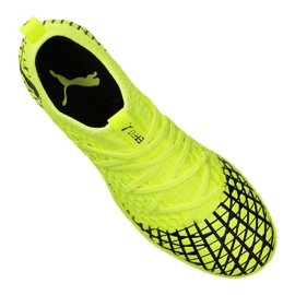 Puma Future 4.3 Netfit It M 105686-03 football boots yellow yellow 1