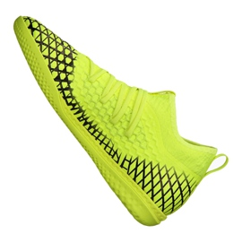 Puma Future 4.3 Netfit It M 105686-03 football boots yellow yellow 2